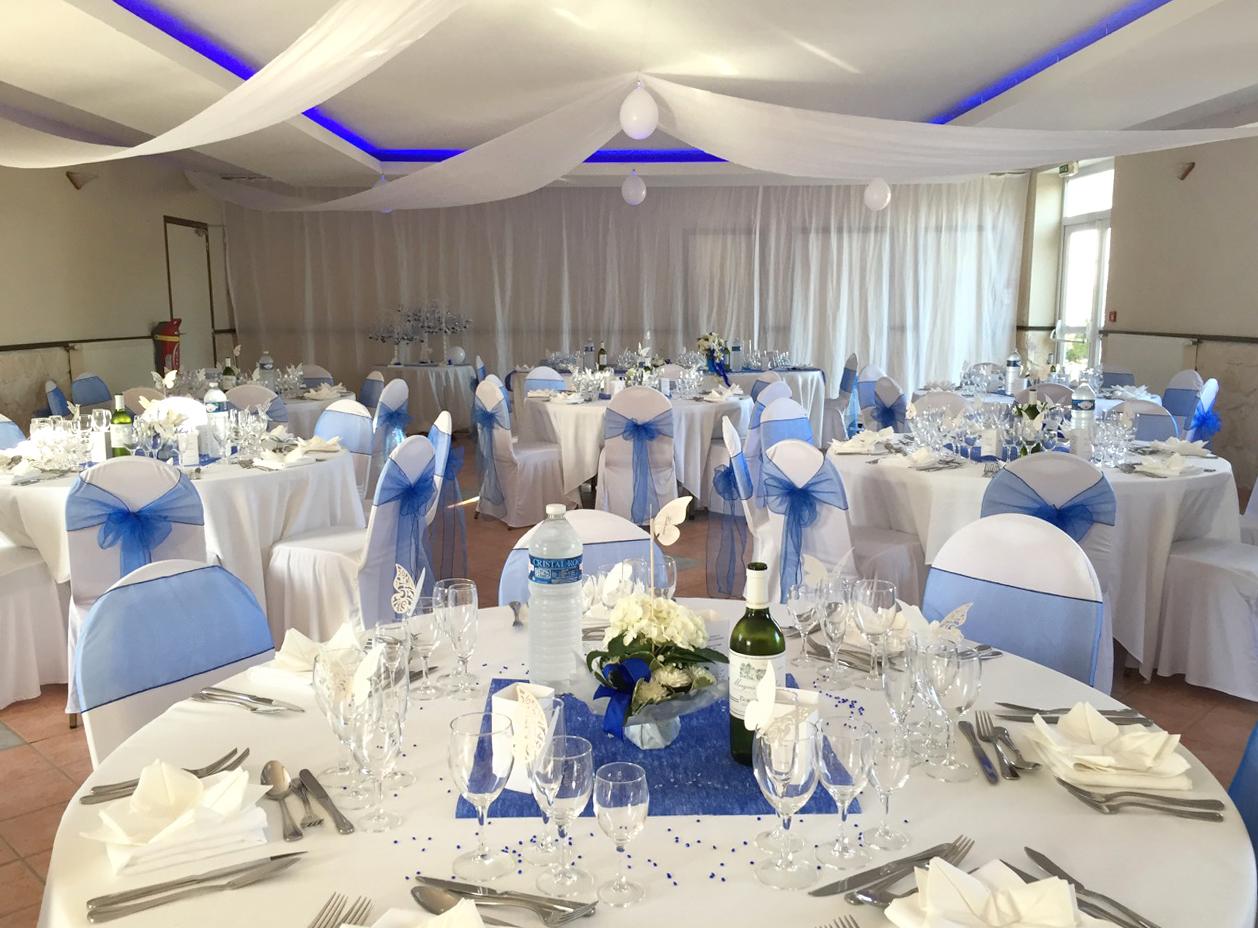 Mariage blanc et bleu marine faire part mariage bleu marine et rose urne de mariage blanc bleu - Mariage bleu et blanc ...